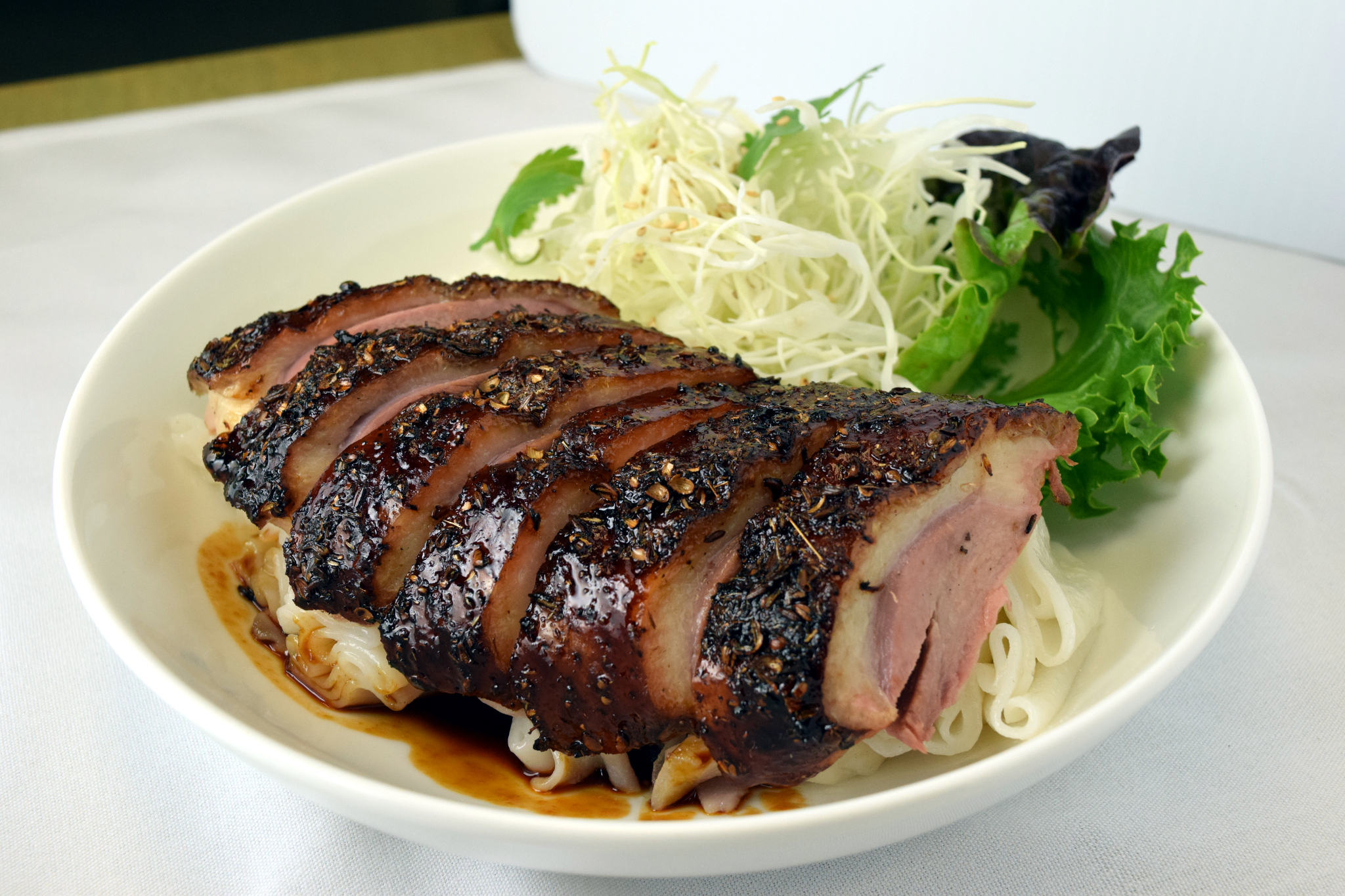 On the Menu: Char Sue Roasted Duck